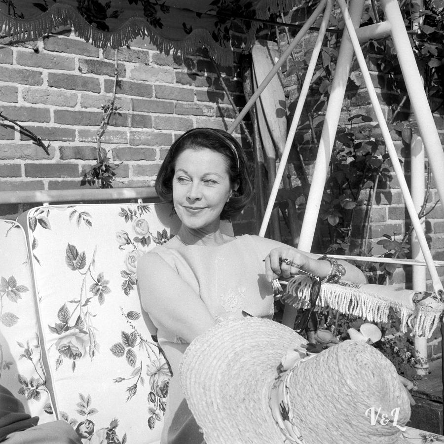 Vivien Leigh at Tickerage Mill