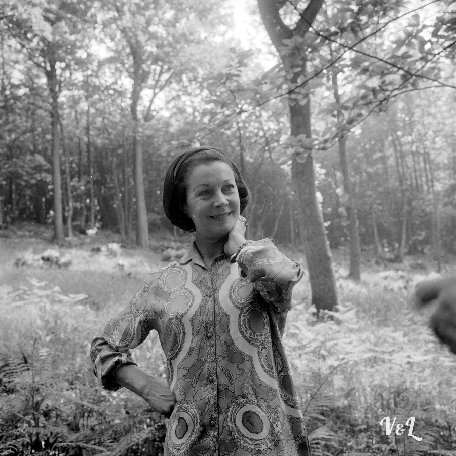 Vivien Leigh at Tickerage Mill