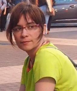 Author Margarida Araya