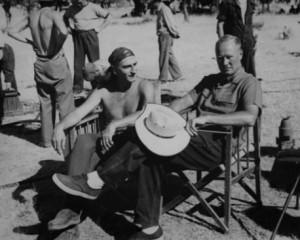 Laurence Olivier in Spain