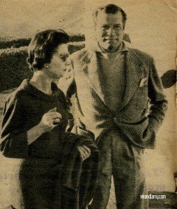 Laurence Olivier and Vivien Leigh 1955