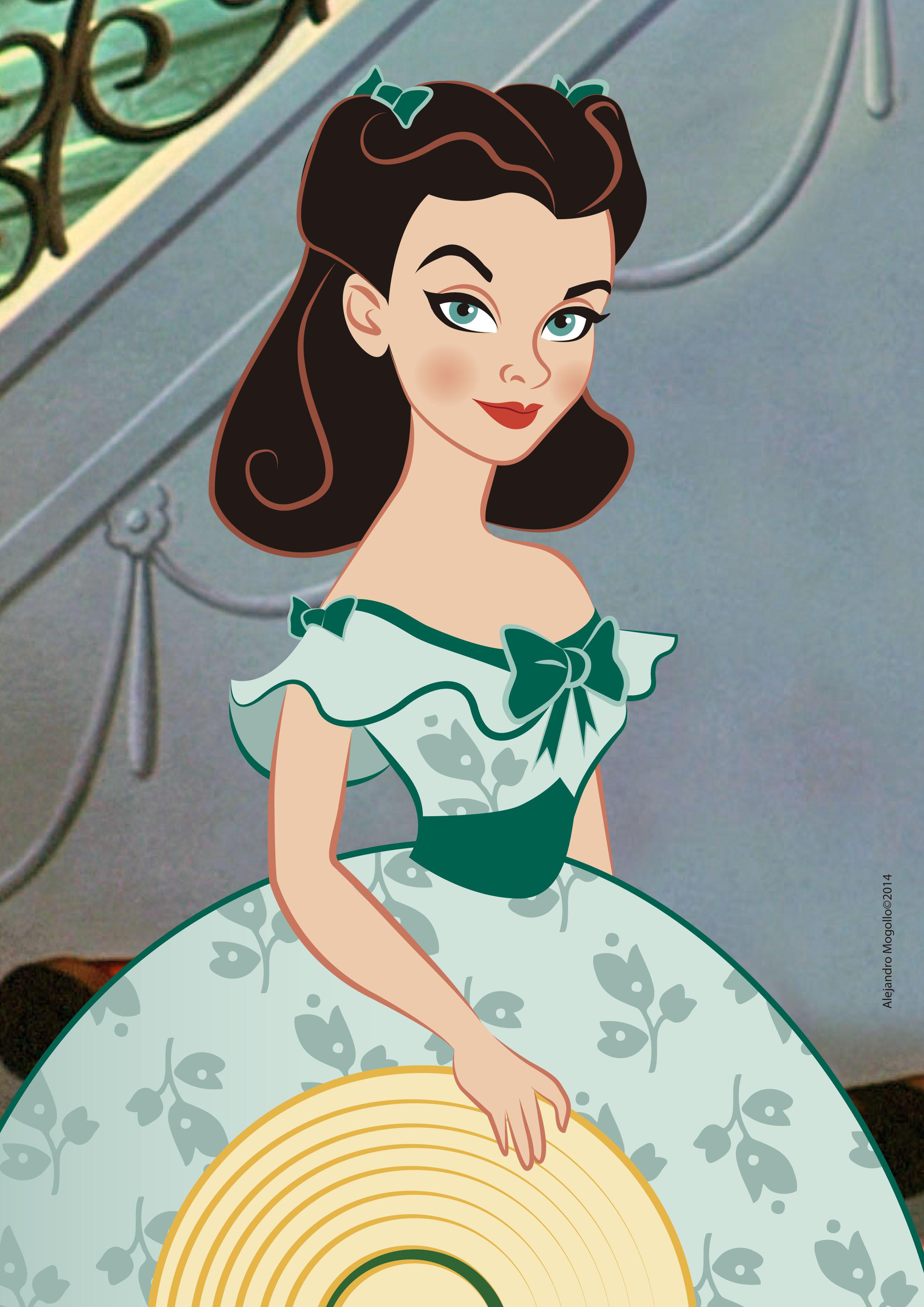 Vivien Leigh Disney