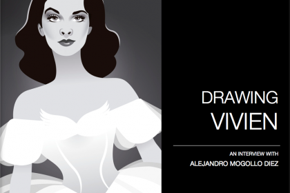Drawing Vivien Leigh