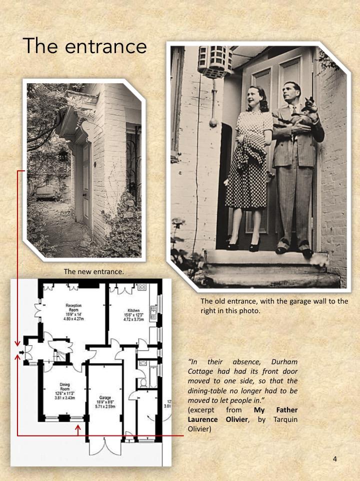 Oliviers Durham Cottage