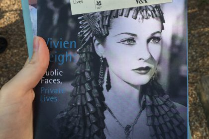 Vivien Leigh Public Faces, Private Lives. Nymans, Sussex