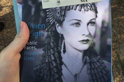 Vivien Leigh Public Faces, Private Lives. Nymans, Sussex