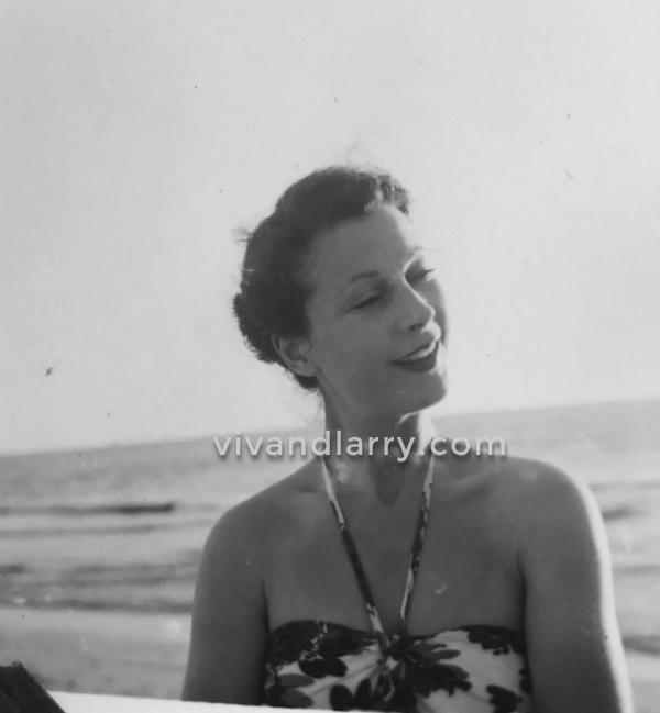 Vivien Leigh in Australia, 1948